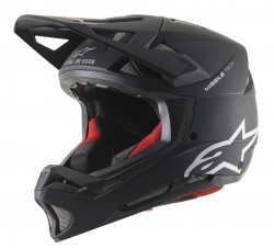 Casca Alpinestars Missile tech Solid Black Matt S