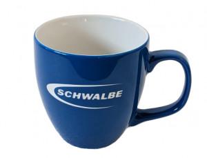 Ceasca cafea SCHWALBE Albastru - gravata