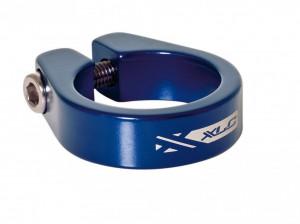 Colier Tija Sa XLC PC-B05, 31.8mm, Cu Imbus, Albastru