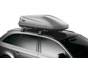 Cutie portbagaj THULE Touring M - Titan Aeroskin