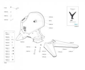 Home Trainer Smart Tacx Flux 2