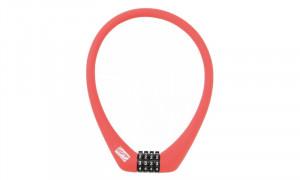 Incuietoare cablu CONTEC Neoloc 12mm*55cm - cifru Rosu