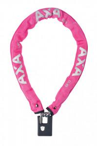 Incuietoare lant AXA Clinch 85x6 - Pink soft