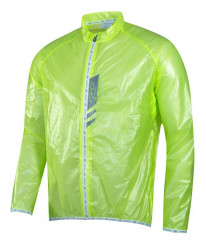 Jacheta Force Lightweight verde fluo XXL