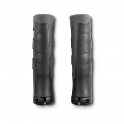 Mansoane CUBE Natural Fit Grips PERFORMANCE black´n´grey L