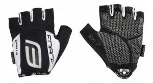 Manusi Force Darts17 gel fara banda velcro negru/alb S