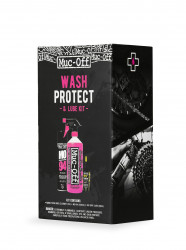 Muc-Off Wash Protect and Lube Kit (Dry Lube Version)