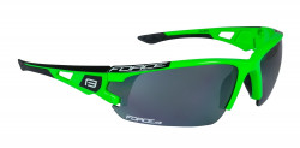 Ochelari Force Calibre verde fluo lentile black laser