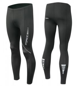 Pantaloni Force Z68 fara bretele negri XL