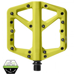 Pedale Crankbrothers Stamp 1 Large citron