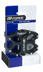Pedale Force Gale Aluminiu, cu rulmenti, negre