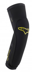 Protectii Genunchi/Tibie Alpinestars Paragon Plus Black Acid Yellow S