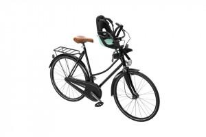 Scaun bicicleta copii THULE Yepp Nexxt Mini cu montare in fata - Mint Green