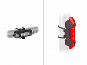 Set Flash cu Acumulator AUTHOR A-Stake Mini USB