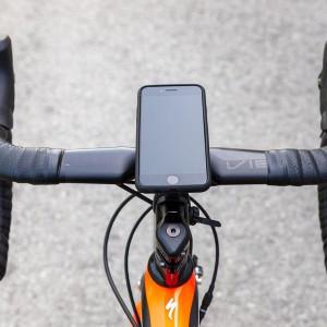 SP Connect suport telefon Bike Bundle II iPhone 12 Pro Max