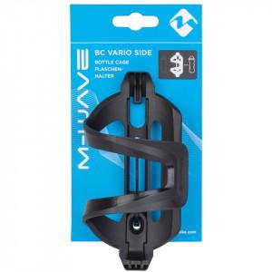 Suport Bidon Plastic M-WAVE BC Incarcare laterala Stanga/Dreapta