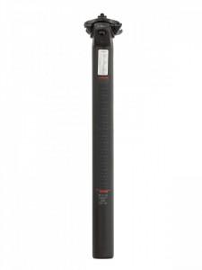 Tija sa CROSSER SP-C255 31.6*400mm - negru/rosu