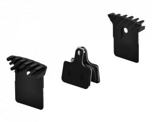 UNION Placute de frana organice DBP-64C-set cu radiator Shimano