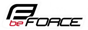 Autocolant Force 125x39 mm pentru automobil