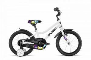 """Bicicleta Copii 16""""- DEMA DROBEC Alb"""