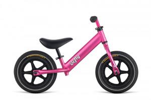 "Bicicleta Copii fara Pedale 12"" DEMA BeFly LITTLE HERO Aluminiu Roz"