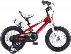 Bicicleta RoyalBaby Freestyle 16 Red