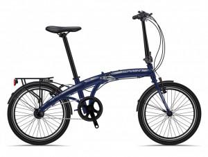 Bicicleta Sprint Tour 20 Nexus 3 albastra 2021