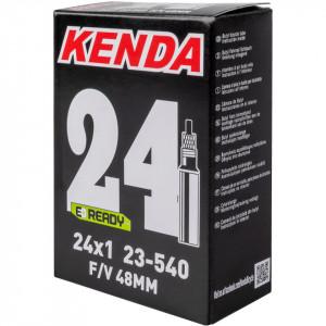 """Camera KENDA 24 x 1"""" FV - 48 mm"""