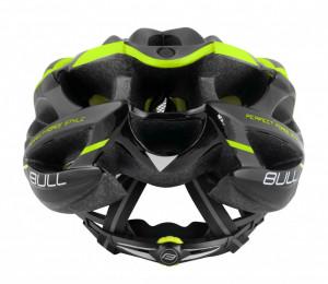 Casca Force Bull Negru/Fluo L/XL