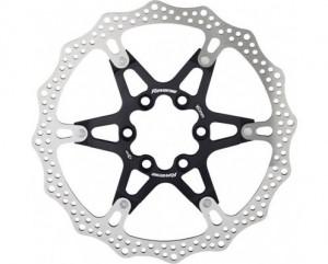 Disc frana Reverse Discrotor 160mm aluminiu/otel negru