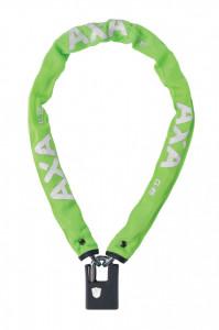Incuietoare lant AXA Clinch 85x6 - Green soft