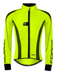 Jacheta Force X72 PRO16 Men softshell fluo-negru M