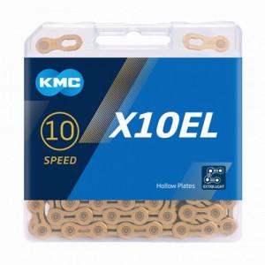 Lant KMC X10EL Gold TI-N