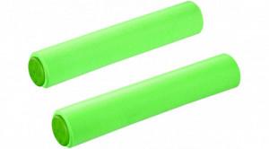 Mansoane SUPACAZ Siliconez XL - verde neon
