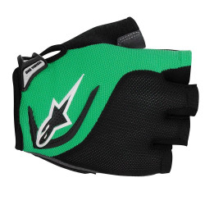 Manusi Alpinestars Pro-Light Short Finger black bright green XXL