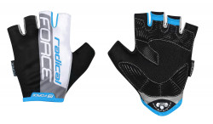 Manusi Force Radical negru/alb/albastru XL