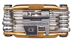 Multi tool Crankbrothers M17 gold
