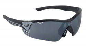 Ochelari Force Race Pro negri lentila negru laser