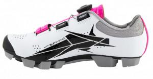 Pantofi MTB Crystal Dama, Alb-Roz 35