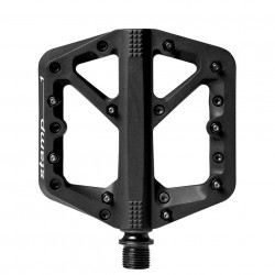 Pedale Crankbrothers Stamp 1 Small negru 2019