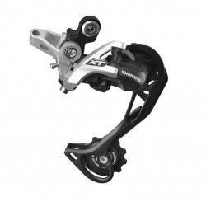 Schimbator spate Shimano XT RDM781GSS 10v patina scurta argintiu