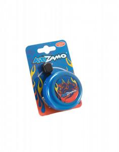 Sonerie KIDZAMO Flame Albastru 54 mm