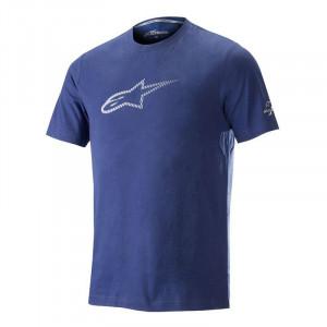 Tricou AlpineStars AGELESS v2 Tech Tee Mid Blue L