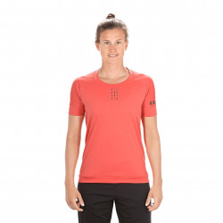 TRICOU CUBE AM WS ROUND-NECK S/S Coral
