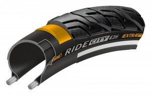 Anvelopa Continental Ride City Reflex EXTRa PunctureBelt 42-622 (28*1.6) negru