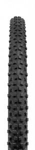Anvelopa Force PRO 27,5 x 2,25 BUTTE TLR kevlar Negru