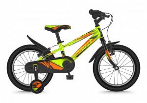 Bicicleta Sprint Casper 16 2021 1SP Verde Neon Mat