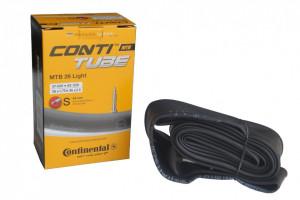 Camera bicicleta Continental MTB 29 Light S60 47/62-622 28/29*1.75/2.5