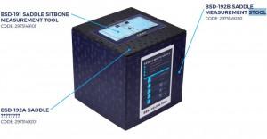 Capac BBB BSD-192A Measurement seat top layer black