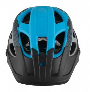 Casca Force Aves MTB E-bike, Albastru-Negru Mat L-XL